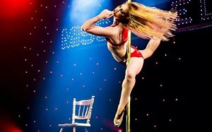 Pole Dance Auftritte in Berlin und Umgebung